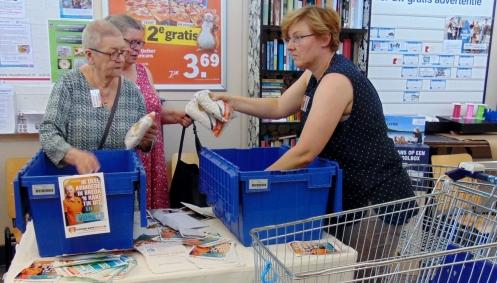 Mooie opbrengst voor Voedselbank Breda