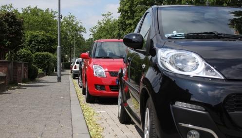 Uitslag  parkeerenquête  Brabantpark
