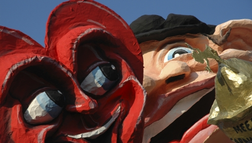 Mededeling van Carnavalsvereniging de Pogieters