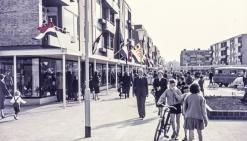Brabantplein - De eerste bewoners